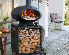 Lò nướng Barbecue Forno Terra